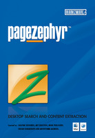 PageZephyr Search and Extract v2 Mac -10 User Site License Screen shot